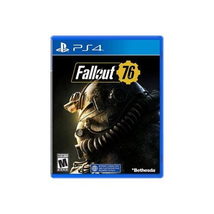 Fallout 76 PS4 SONY