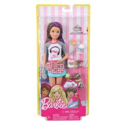 Muñeca Cocina y Crea Barbie