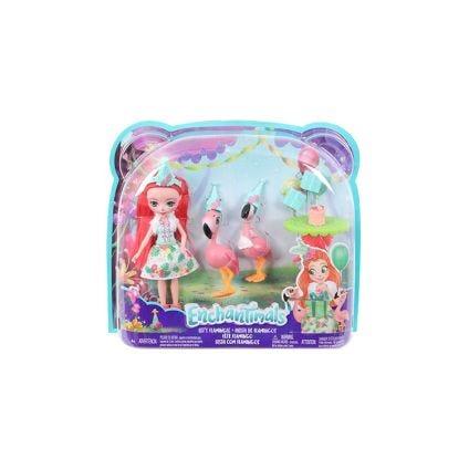 Set de muñeca Enchanting Mattel