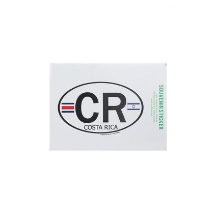 Sticker CR Israel