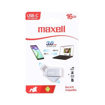 Memoria USB-C 16Gb Maxell