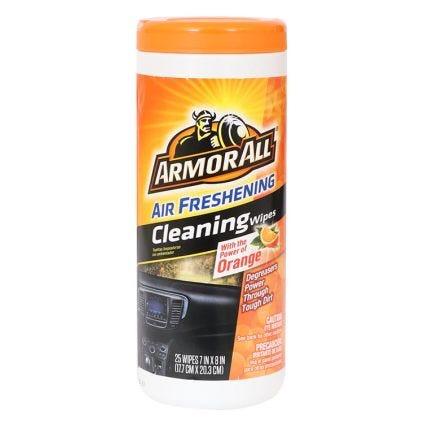 Armorall Toallas de limpieza para refrescar el aire