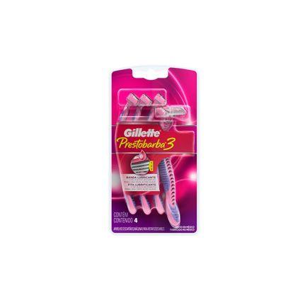 Set de prestobarbas Gillette