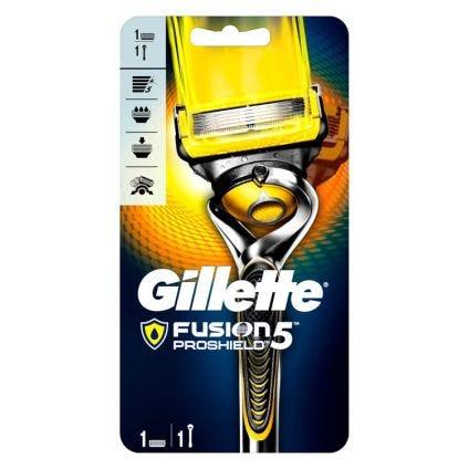 Prestobarba Fusion ProShield Gillette