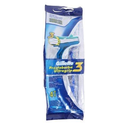 Set de prestobarbas Ultragrip3 Gillette