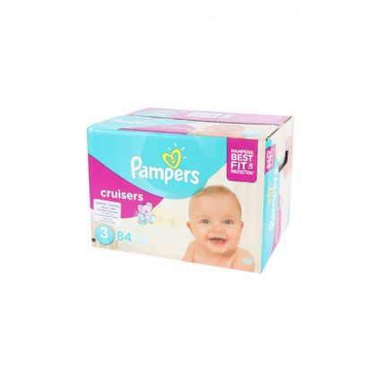Pañales Cruisers Talla 3 Pampers
