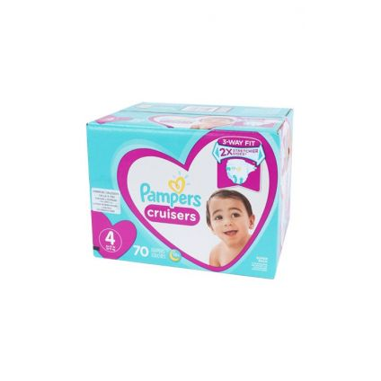 Pañales Cruisers Talla 4 Pampers