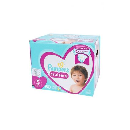 Pañales Cruisers Talla 5 Pampers