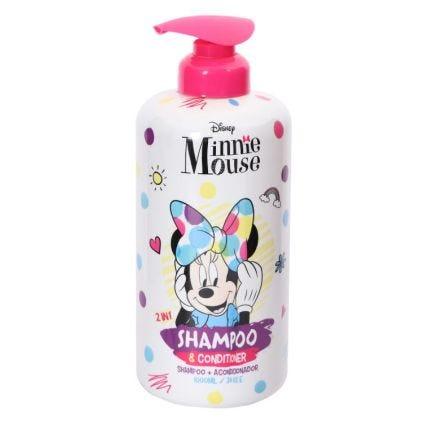 Shampoo y Acondicionador Minnie Disney 1000 ml