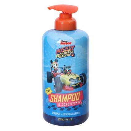 Shampoo y Acondicionador Mickey Disney 1000 ml