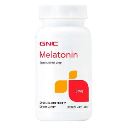 Suplemento Melatonin 3 mg GNC