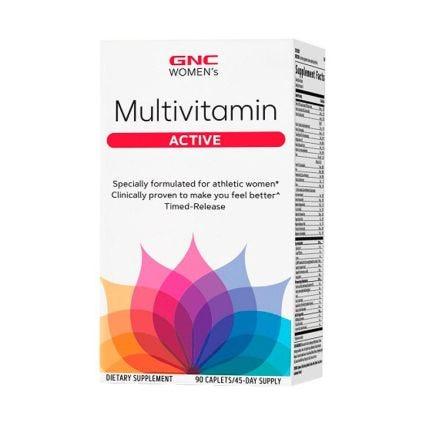 Multivitamínico Multiv Active GNC