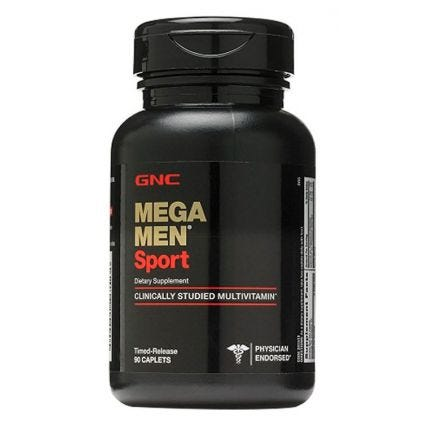 Multivitamínico Mega Sport GNC