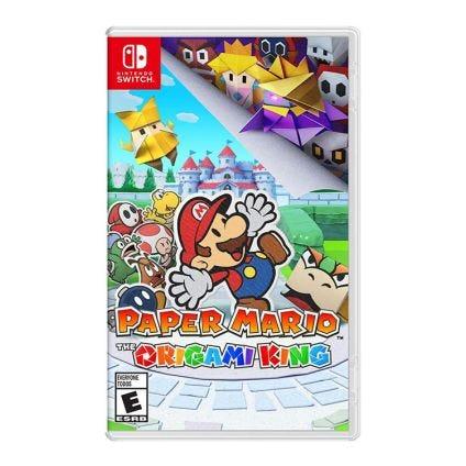 Paper Mario ™: El Rey del Origami Nintendo Switch