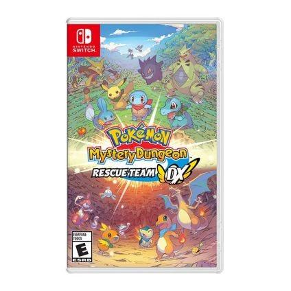 Pokémon Mystery Dungeon Nintendo Switch
