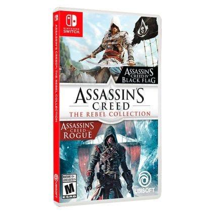 Assassins Creed Nintendo Switch