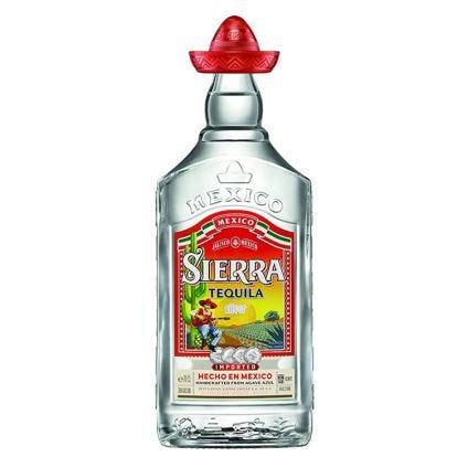 Tequila Sierra Silver 700 ml