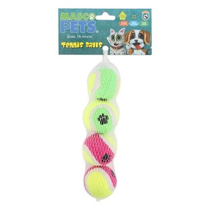 Set de pelotas Masco Pets