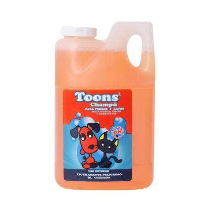 Shampoo para mascotas 1L Toons