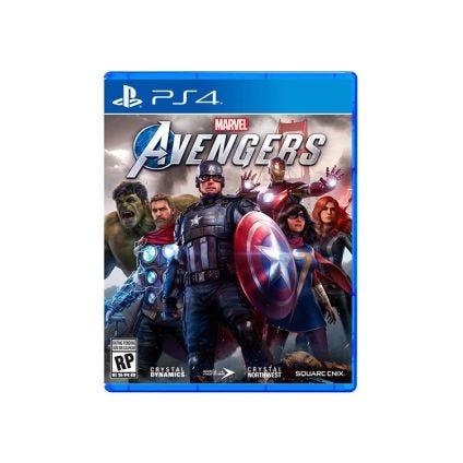 Marvels Avengers Ps4 Sony