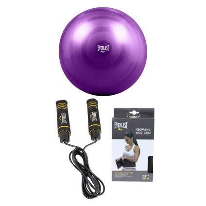 Paquete Fitness 3 EVERLAST