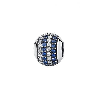 Charm Pavé Azul Marino CR Charms