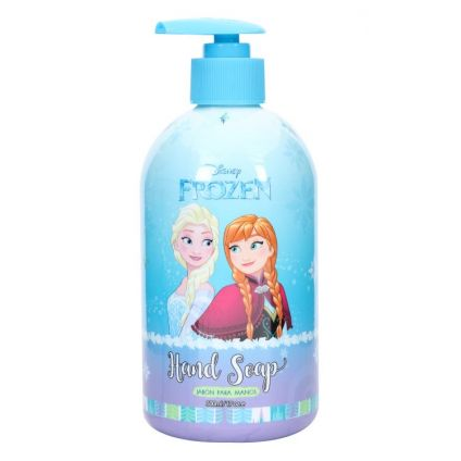 Jabón Para Manos Frozen Disney 500 Ml