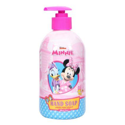 Jabón Para Manos Minnie Disney 500 Ml