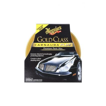 Meguiar´s Cera en pasta Gold Class Carnauba Plus
