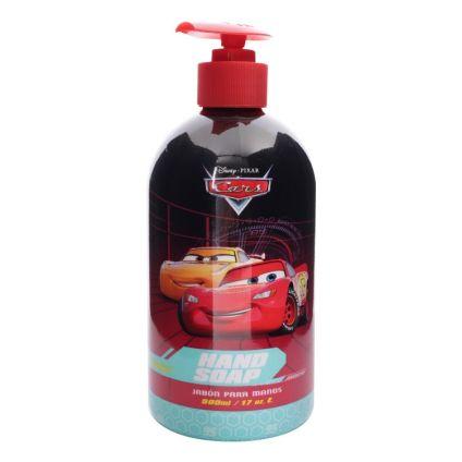 Jabón para manos cars