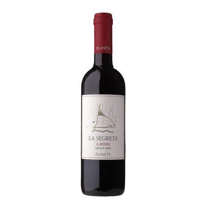 Vino Rosso La Segreta Planeta 750 ml