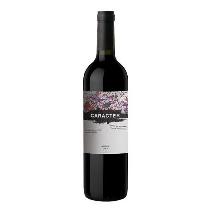 Vino Tinto Carácter Malbec 750 ml