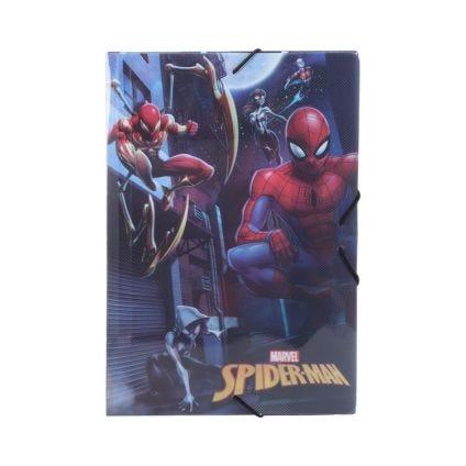 Carpeta Spider- Man Marvel