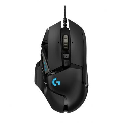 LOGITECH Mouse Pro Hero Gaming G502
